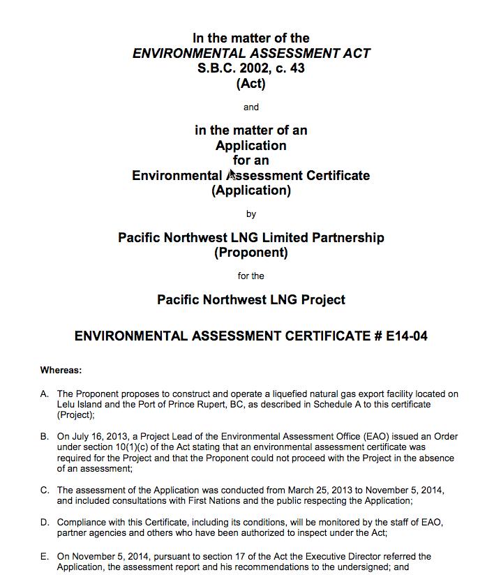 environmental assessment office needed - 724×781